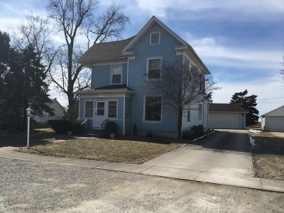 Single Family Home For Sale: 203 North Jefferson Street