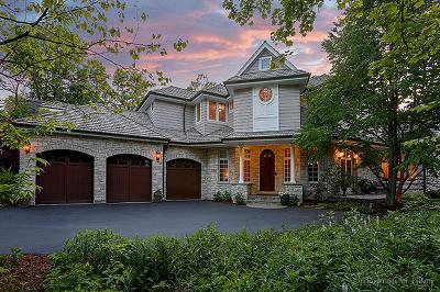 Glen Ellyn Single Family Home For Sale: 692 Crescent Boulevard
