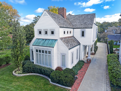 Hinsdale Single Family Home For Sale: 219 South Clay Street