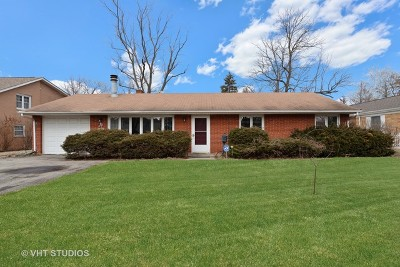 Glenview Single Family Home For Sale: 3838 Glenview Road