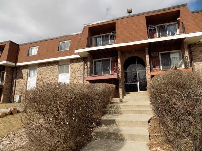 Hoffman Estates Condo/Townhouse For Sale: 600 Mesa Drive #14103