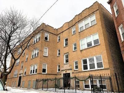 Condo/Townhouse For Sale: 4022 North Monticello Avenue #1N
