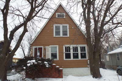 Downers Grove Single Family Home For Sale: 4333 Fairview Avenue