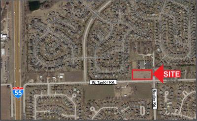 Romeoville Residential Lots & Land For Sale: 30 Old Budler Road