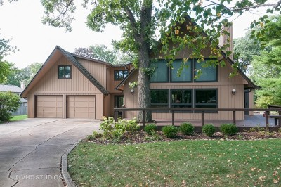 West Chicago  Single Family Home For Sale: 3n428 Maple Court