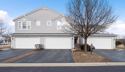 Plainfield Condo/Townhouse For Sale: 2424 Cactus Court