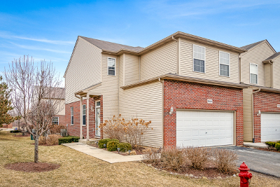 Lockport Condo/Townhouse Contingent: 16420 Willow Walk Drive