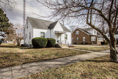 Kankakee Single Family Home For Sale: 840 North Cleveland Avenue