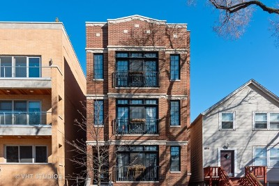 Condo/Townhouse New: 3731 North Clifton Avenue #1