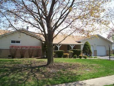 Hoffman Estates Single Family Home For Sale: 305 Glendale Lane