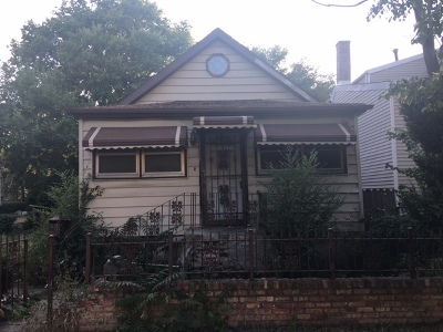 Joliet Single Family Home For Sale: 407 South Desplaines Street