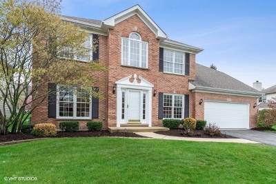 Naperville Single Family Home For Sale: 4924 Clearwater Lane