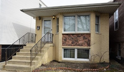 Single Family Home For Sale: 2917 North Ridgeway Avenue