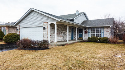 Alsip Single Family Home For Sale: 4433 West 129th Street