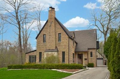 Highland Park Single Family Home For Sale: 485 Cedar Avenue