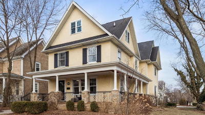 Hinsdale Single Family Home For Sale: 203 North Vine Street