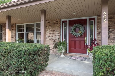 Lake Forest Single Family Home For Sale: 408 Spruce Avenue