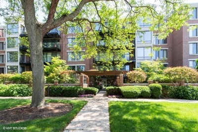 Highland Park Condo/Townhouse For Sale: 1633 2nd Street #303