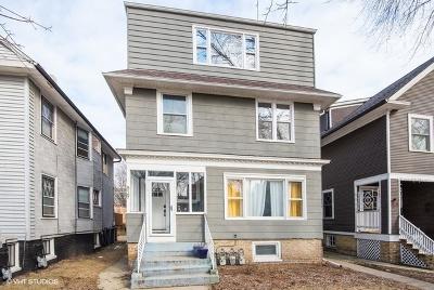 Evanston Multi Family Home New: 827 Sherman Avenue