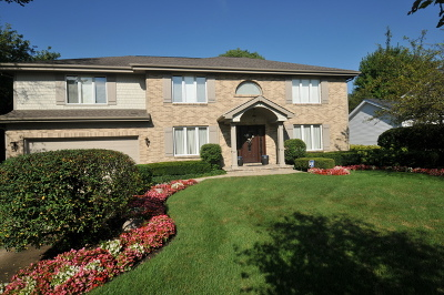 Lake Forest Single Family Home For Sale: 1144 Breckenridge Avenue