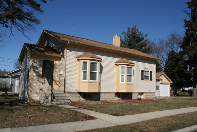 Elgin Single Family Home For Sale: 1218 Shuler Street