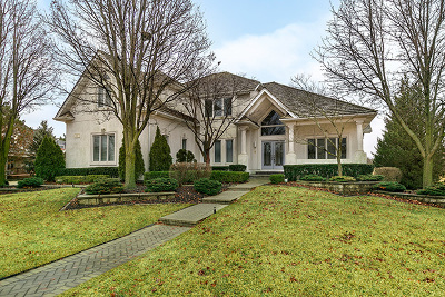 Lemont Single Family Home For Sale: 11 Loblolly Court