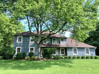 Crystal Lake Single Family Home Price Change: 4010 Wyndwood Drive