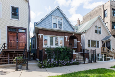 Roscoe Village Single Family Home For Sale: 2319 West Melrose Street