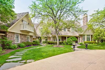 Lake Forest Single Family Home For Sale: 801 Kurtis Lane