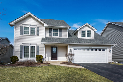 Naperville Single Family Home Contingent: 2293 Salisbury Drive