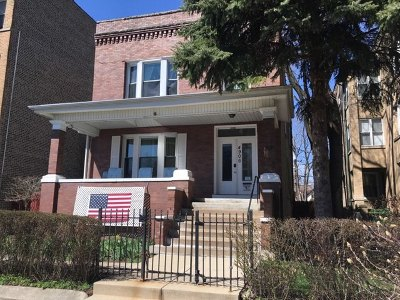 Multi Family Home For Sale: 4906 North Spaulding Avenue
