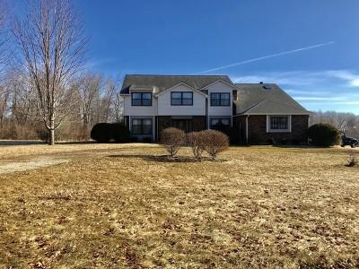Mc Henry County Single Family Home New: 6514 Johnson Road