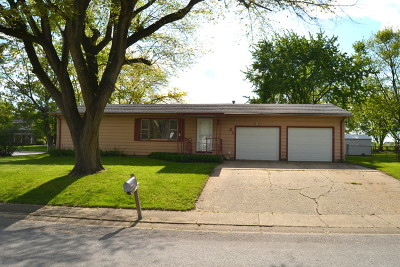 Clinton IL Single Family Home For Sale: $94,500