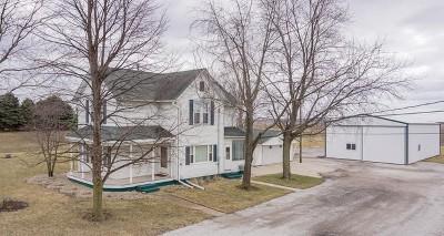 Lexington Single Family Home Price Change: 208 East South Street