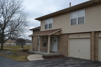 Midlothian IL Condo/Townhouse For Sale: $147,900