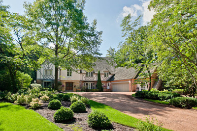 Lake Forest Single Family Home For Sale: 905 East Illinois Road