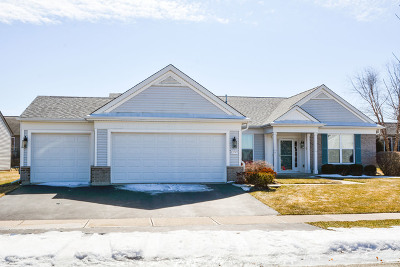 Huntley Single Family Home For Sale: 13797 Guilford Road