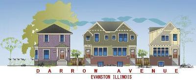 Evanston Single Family Home For Sale: 2106 Darrow Avenue