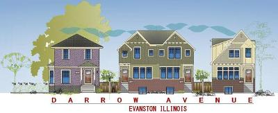 Evanston Single Family Home For Sale: 2110 Darrow Avenue