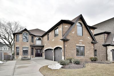 Elmhurst Single Family Home For Sale: 594 South Fairfield Avenue
