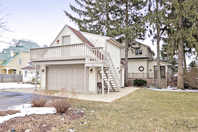 McHenry Single Family Home For Sale: 1902 Orchard Beach Road