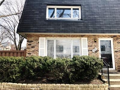Condo/Townhouse Price Change: 2857 North Greenview Avenue
