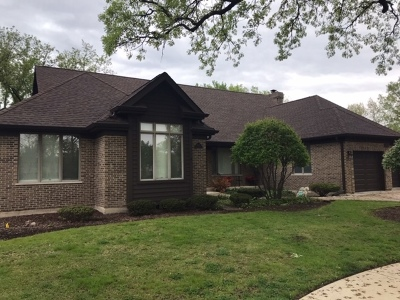 Addison Single Family Home Price Change: 463 North Clubview Court