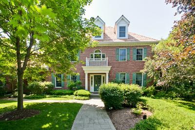 Lake Forest Single Family Home For Sale: 901 Tisbury Lane