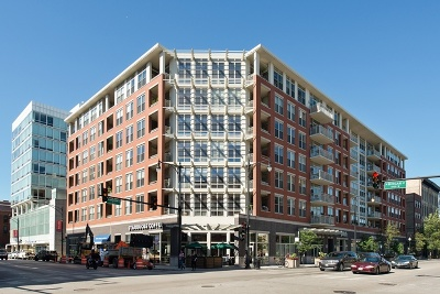 Condo/Townhouse For Sale: 1001 West Madison Street #607