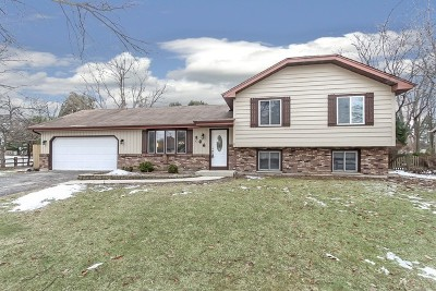 Elgin Single Family Home Contingent: 566 Hudson Bluff Drive