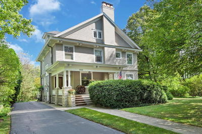 Hinsdale Single Family Home For Sale: 725 South Garfield Street