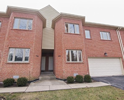 Glenview Condo/Townhouse For Sale: 1749 Melise Drive