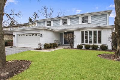 Glenview Single Family Home For Sale: 1047 Meadowlark Lane
