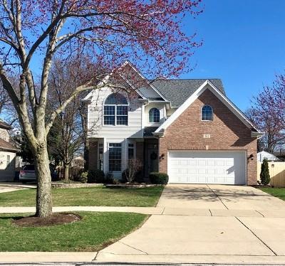 Downers Grove Single Family Home For Sale: 512 Davis Street